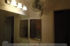 Custom bath fan