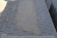 When your asphalt shingle roof is leaking, painting it is not the solution