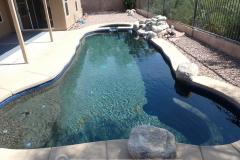 Interesting pool shape