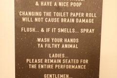 More toilet humor