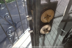 Two deadbolts for twice the security
