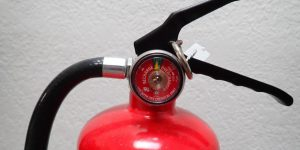Fire Extinguisher Gauge