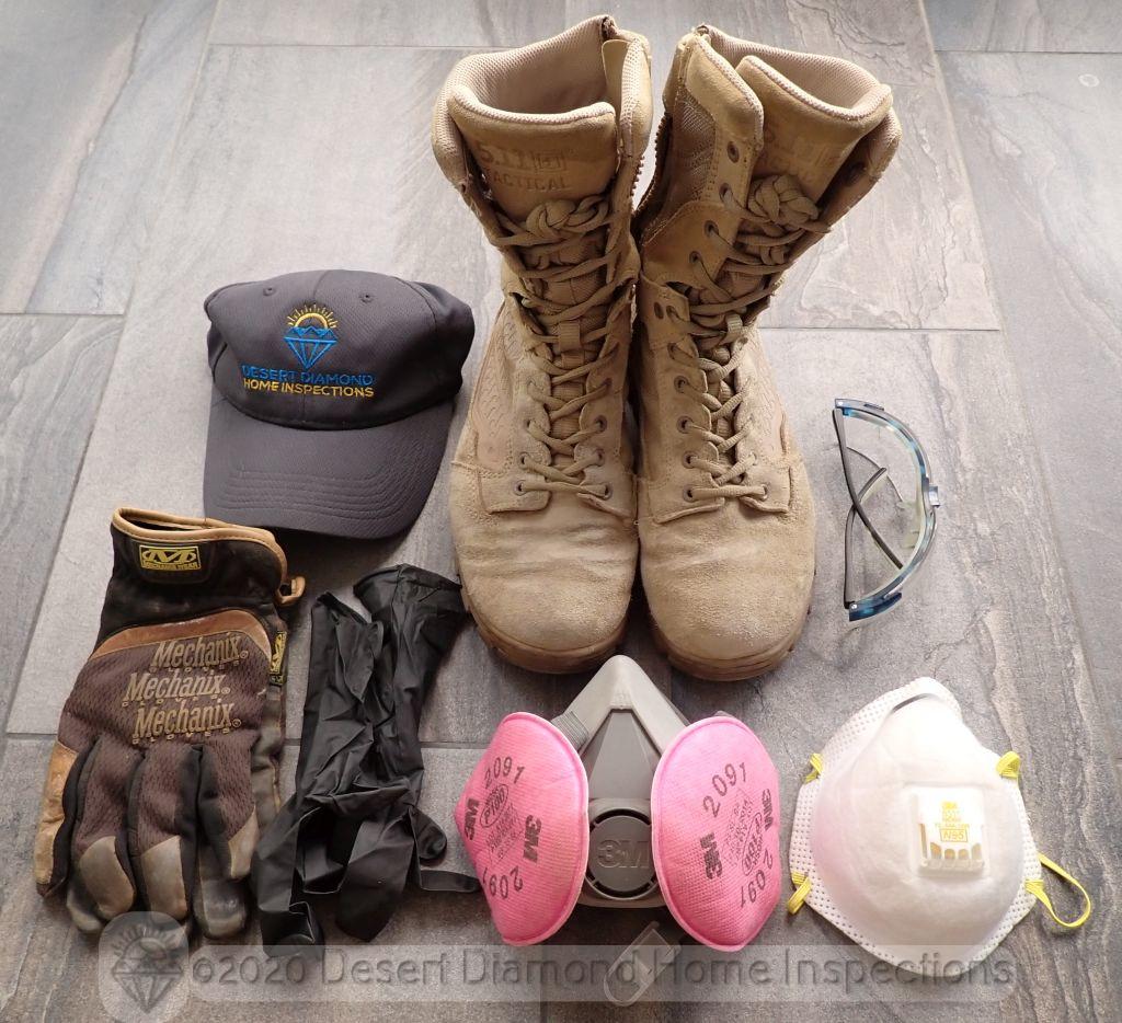 Home Maintenance Safety Gear