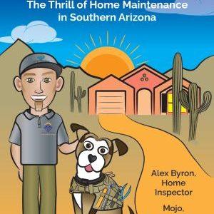 Southern Arizona Home Maintenance Book - Cover